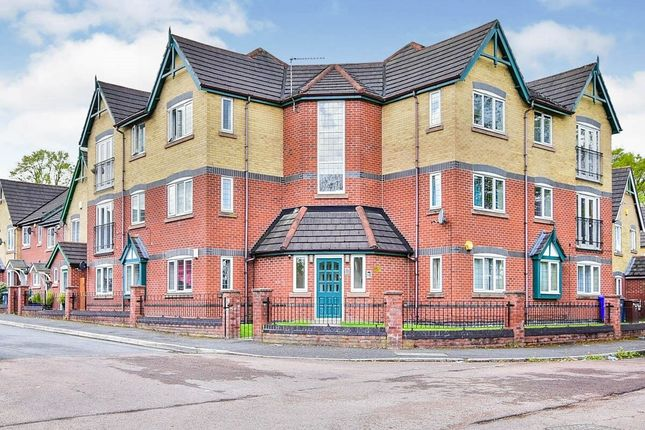 2 bed flat to rent in Beamsley Drive, Manchester M22