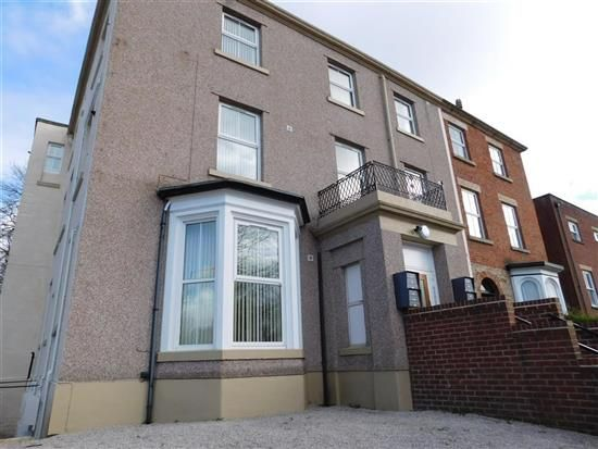 Thumbnail Flat to rent in 10 Park Road, Chorley