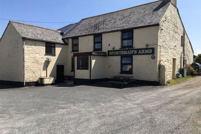 The Sportsmans Arms, Four Lanes, Redruth TR16