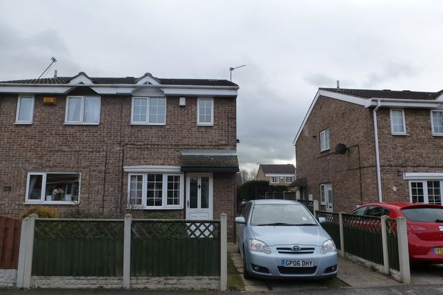 Thumbnail Semi-detached house to rent in Arden Gate, Balby, Doncaster