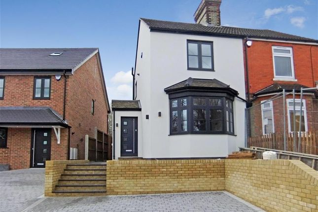 Thumbnail Semi-detached house for sale in Hollow Lane, Snodland, Kent