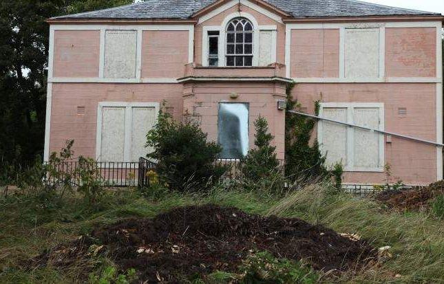 Thumbnail Land for sale in Glencaple Road, Dumfries