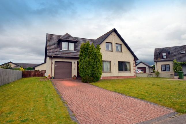 Thumbnail Detached house for sale in 37, Lochloy Avenue, Nairn