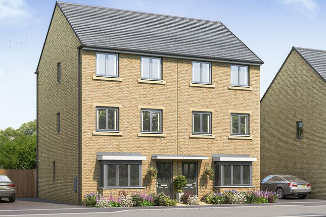 """4 bed property for sale in """"The Belgrave"""" at New Hey Road, Brighouse HD6"""