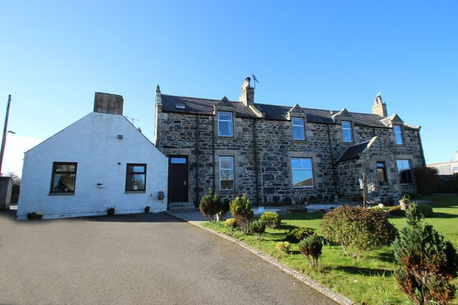 Thumbnail Detached house for sale in Durn Road, Portsoy, Banff
