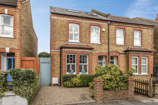 Thumbnail Semi-detached house for sale in South Park Road, Wimbledon