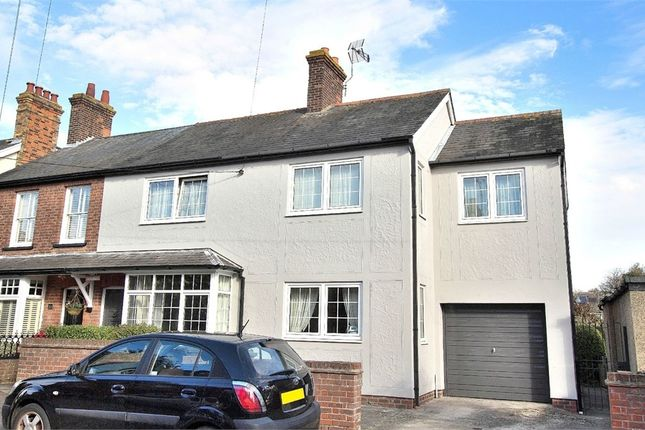 Thumbnail Semi-detached house for sale in The Avenue, Dunmow