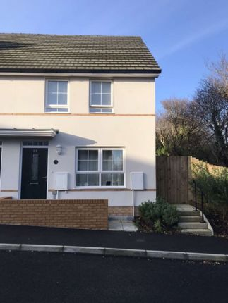 Semi-detached house for sale in Long Meadow Lane, Falmouth