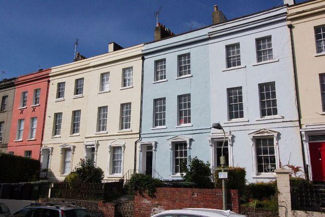 Thumbnail Flat to rent in Lansdowne Terrace, St. Leonards, Exeter