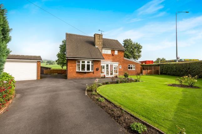 Thumbnail Detached house for sale in Branch Road, Mellor Brook, Blackburn, Lancashire