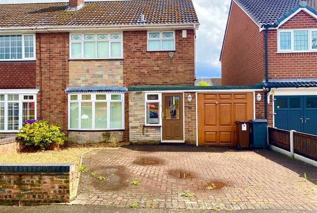 Thumbnail Property to rent in Cottage Lane, Wolverhampton