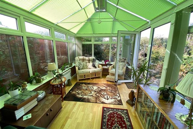 Conservatory of Flowerhill Way, Istead Rise, Kent DA13