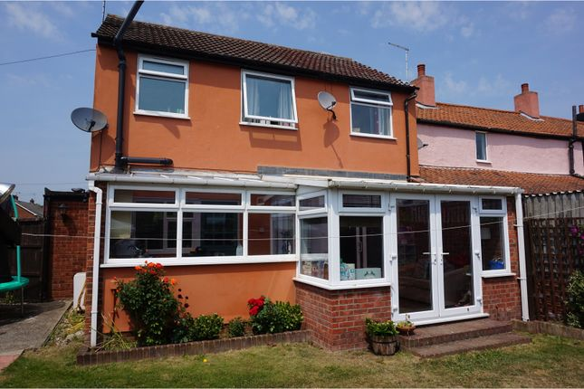 End terrace house for sale in Hutland Road, Ipswich