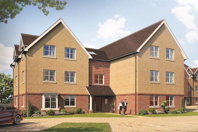 Thumbnail Flat for sale in Minerva House, Sycamore Gardens, Epsom
