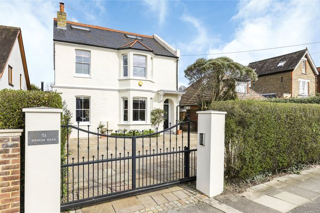 5 bed detached house for sale in Spencer Road, Wimbledon, London SW20