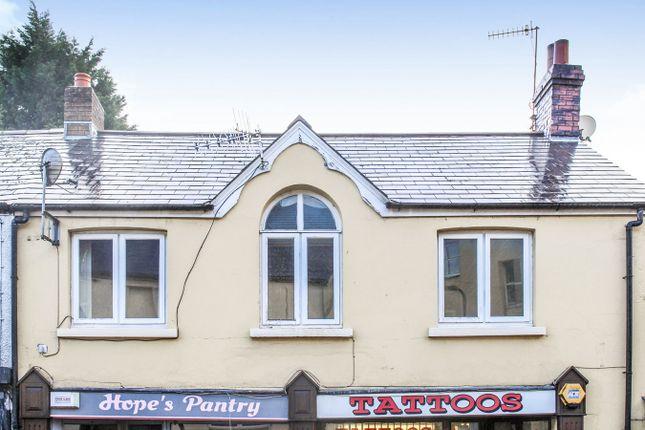 Thumbnail Flat for sale in Station Street, Abersychan, Pontypool