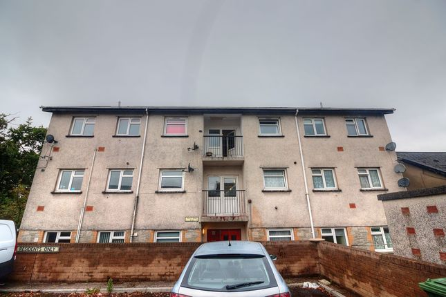 Thumbnail Flat for sale in Greenfield Terrace, Abercynon, Mountain Ash