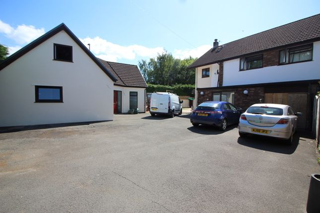 Thumbnail Semi-detached house for sale in Chapel Road, Abergavenny