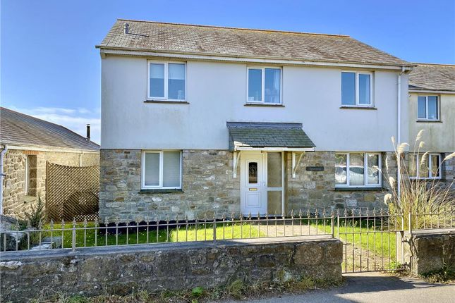 Thumbnail Detached house for sale in Main Road, Ashton, Helston