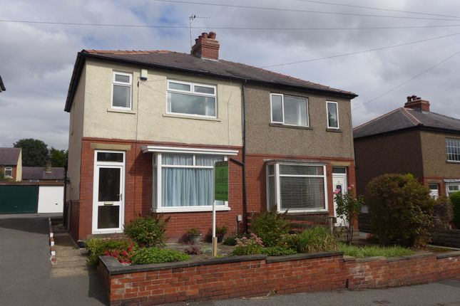 Thumbnail Semi-detached house for sale in Rose Avenue, Marsh, Huddersfield, West Yorkshire
