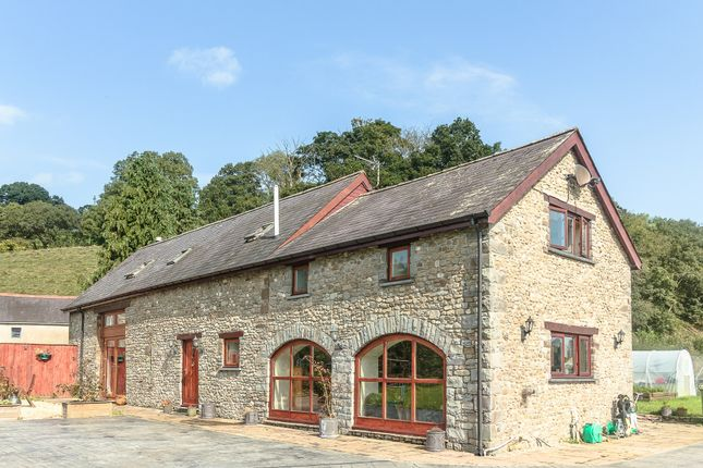 Thumbnail Detached house for sale in Pantllwyfen Barn, Llandovery