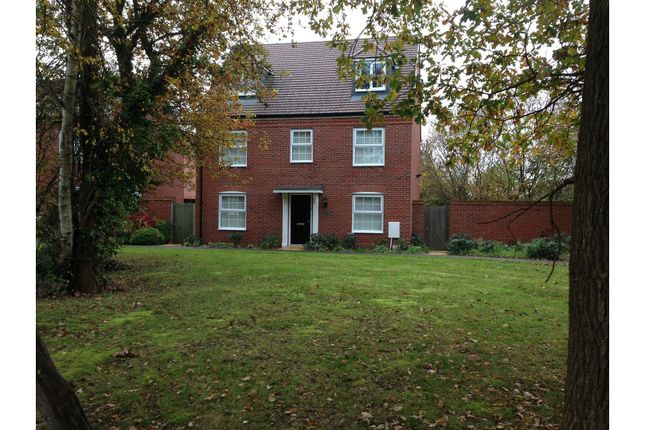 Thumbnail Detached house for sale in Baileys Way, Hambrook