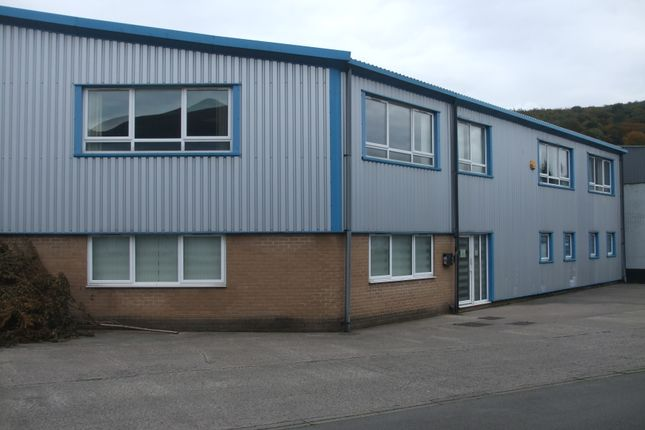 Thumbnail Office to let in Moy Road Industrial Estate, Taffs Well, Cardiff