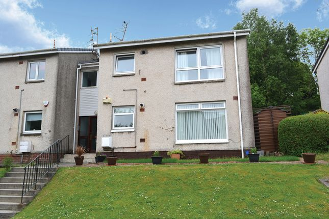 Thumbnail 1 bedroom flat for sale in 129 Meikleriggs Drive, Paisley