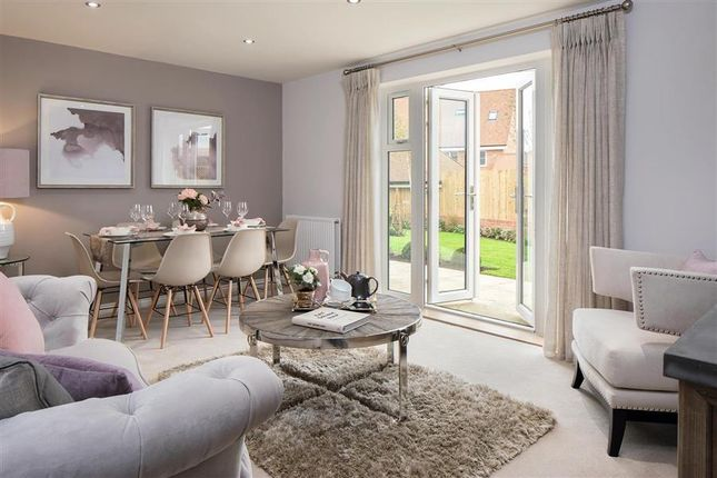 Thumbnail Semi-detached house to rent in Jade Way, Crawley