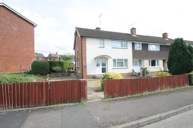 Thumbnail Semi-detached house for sale in Despenser Road, Tewkesbury