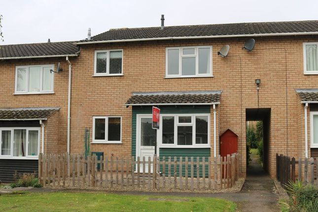 Thumbnail Property to rent in Chepstow Walk, Bobblestock, Hereford
