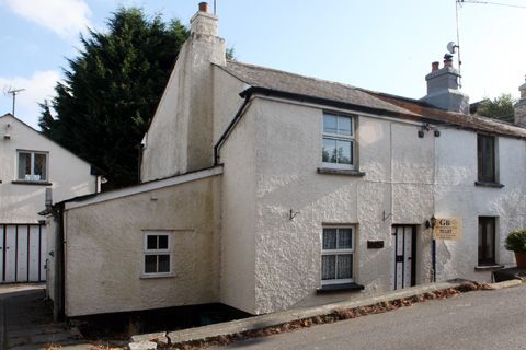 Thumbnail Cottage to rent in Greenhill, Lamerton