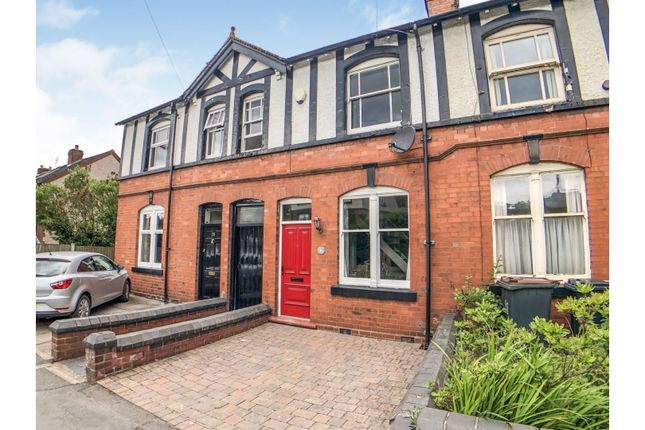 Town house for sale in Alsager Road, Audley