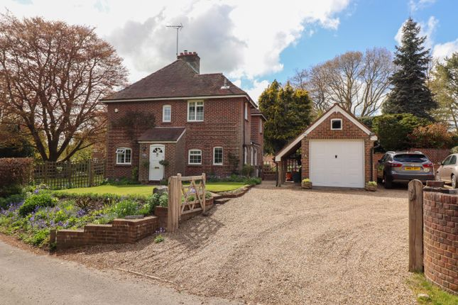 5 bed detached house for sale in Lower Chilland Lane, Martyr Worthy, Winchester SO21