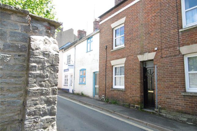 Thumbnail Terraced house to rent in Gundry Lane, Bridport