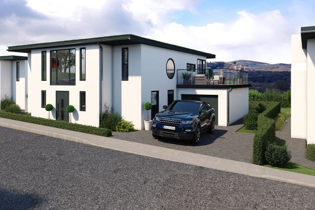 Thumbnail Detached house for sale in Stoney Cross, Cradley, Malvern