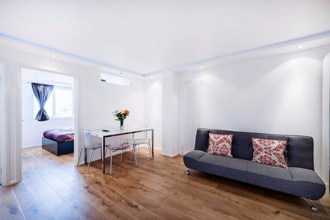 Thumbnail Flat to rent in Jerome Crescent, Marylebone