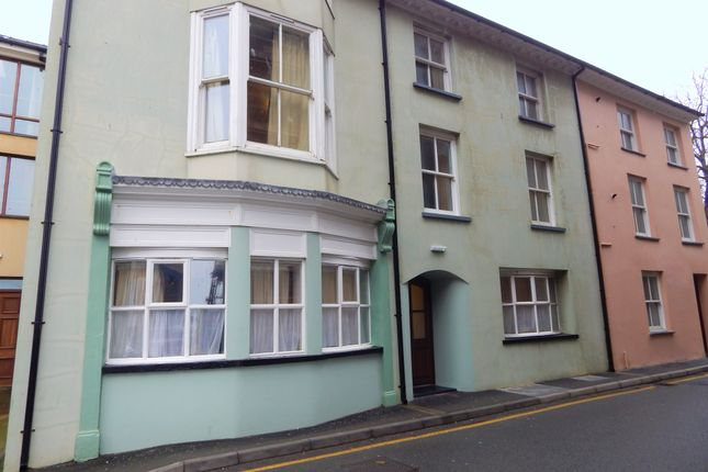 Thumbnail Shared accommodation to rent in Queens Road, Aberystwyth