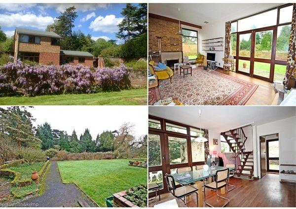 Thumbnail Detached house for sale in Furze Platt Road, Pinkneys Green