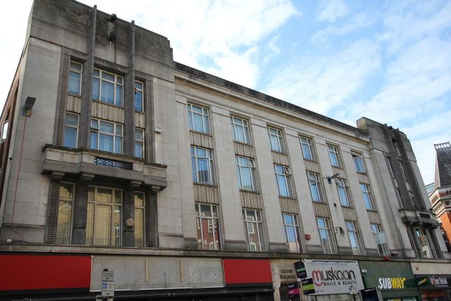 Thumbnail Flat for sale in Granby Street, Leicester