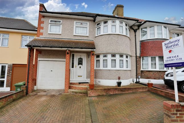 Thumbnail Semi-detached house for sale in Totnes Road, Welling