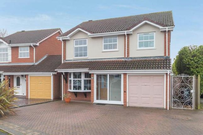 Thumbnail Property to rent in Clarewell Avenue, Solihull