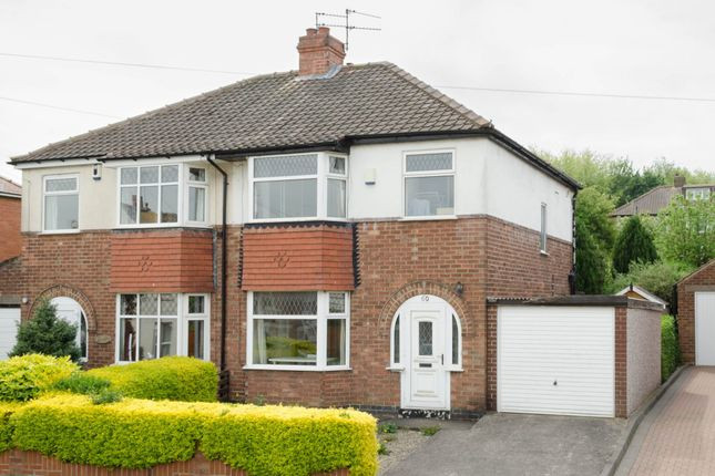 Thumbnail Semi-detached house for sale in Thief Lane, York