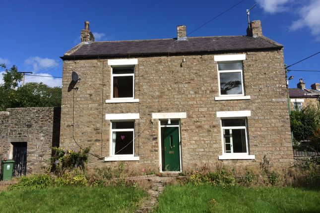 Thumbnail Detached house for sale in West Blackdene, Weardale, Co Durham