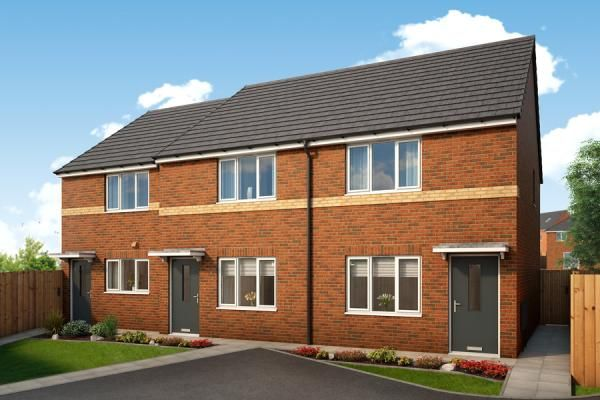 "Thumbnail Property for sale in ""The Linton At Limehurst Village Phase 2"" at Rowan Tree Road, Oldham"