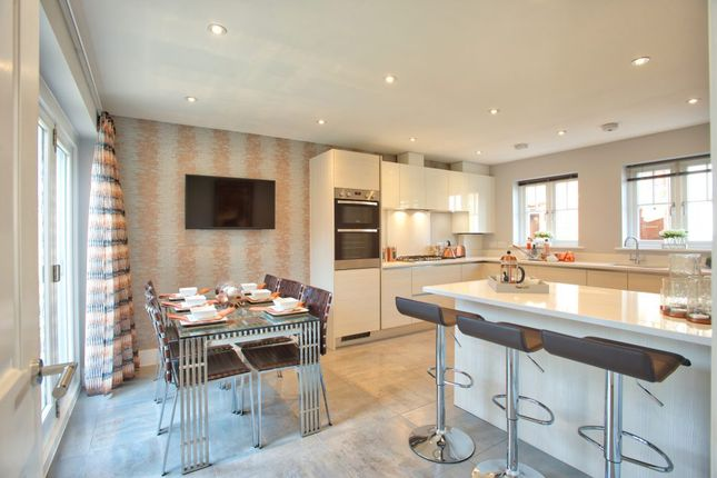 Thumbnail Semi-detached house for sale in The Gamesley, St John's, Chelmsford