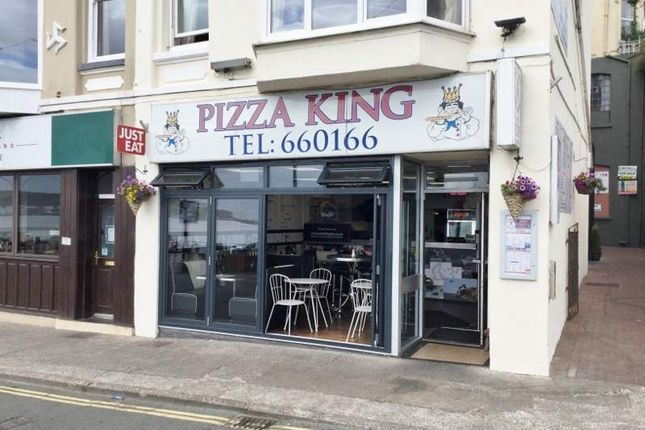 Thumbnail Restaurant/cafe for sale in 2 South View, Douglas