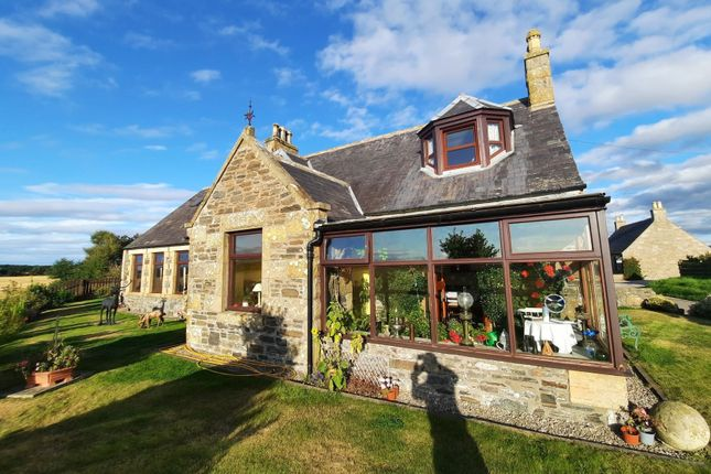 Thumbnail Detached house for sale in Spey Road, Nether Dallachy