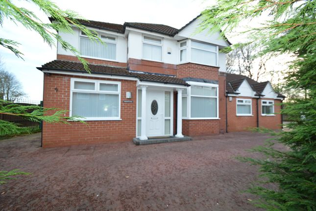 Thumbnail Detached house for sale in St Margarets Road, Prestwich, Manchester