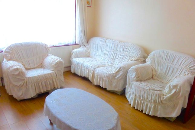 Thumbnail End terrace house to rent in Kingsley Avenue, Southall